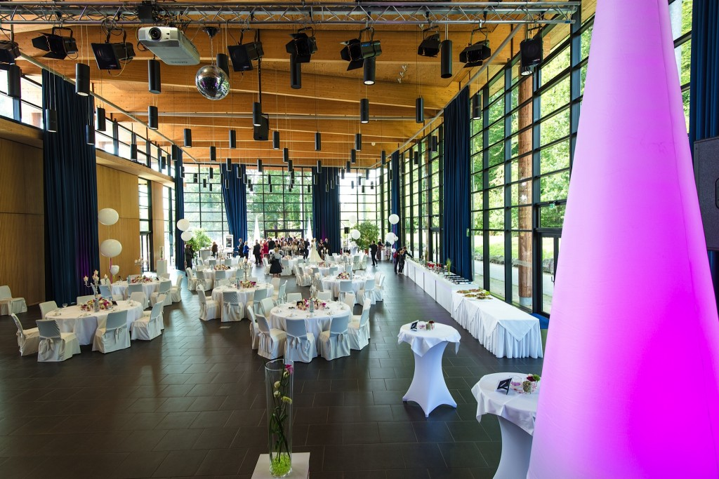 Hochzeitsdeko Orscholz-Atrium » dekorationen & eventgestaltung