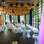 Hochzeitsdeko Orscholz-Atrium