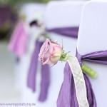Hochzeitsdekoration Stühle - Unter der Linde