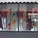 Schaufensterdekoration Chalou Mainz