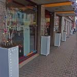 Außendekoration in Dillingen