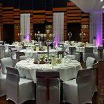 Hochzeitsdekoration Tische