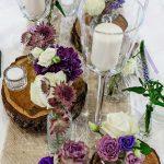 Hochzeitsdekoration Gestecke