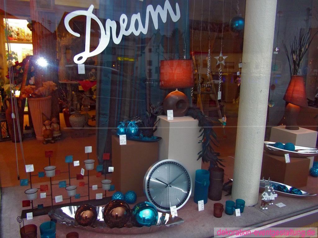Schaufenster dekoration geschenke dekorationen eventgestaltung - Schaufensterdekoration weihnachten ...