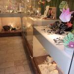 Schaufensterdekoration Juwelier Jaeger in Merzig
