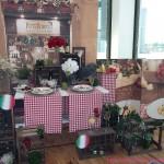 Raumgestaltung Pasta-Romana