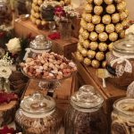 Warenpräsentation Candybar